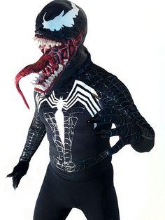 10 Best Venom Costume Images Cool Costumes Venom Costume Marvel