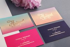 Beautiful Printed Design Work | From up North