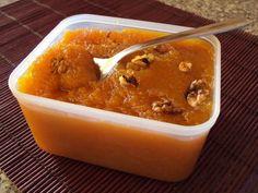 Nárwen's Cuisine: Compota de Abóbora e Nozes