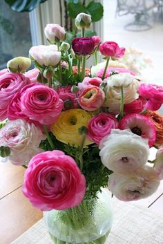 ranunculus by Design By Aubrey, via Flickr