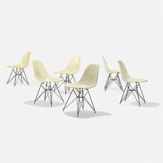 Charles And Ray Eames     DKR's.  1951