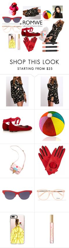 """""""All day - all night"""" by anelia-georgieva ❤ liked on Polyvore featuring Tabitha Simmons, Judith Leiber, OOAHOOAH, Gizelle Renee, Kenzo, Chloé, Casetify, Tory Burch and MAC Cosmetics"""