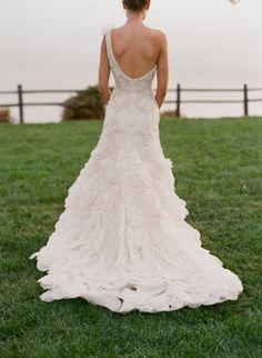 wedding gown / photo by Elizabeth Messina