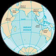 Indian Ocean-Off the coast of Tanzania
