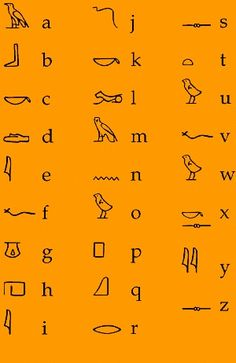 Egyptian Symbols                                                                                                                                                                                 More