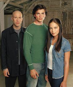 Smallville Season 1 - Clark, Lex, & Lana