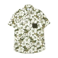 [에스피오나지 - Banyan S/S Shirt Camo Floral]