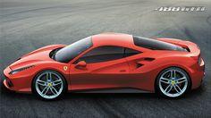 Ferrari 488 GTB:究極のドライビングスリルをもたらす究極のパワー