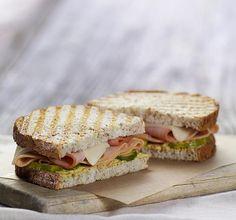 I just voted for the Hoosier Melt. Choose your fav for the @panerabread menu! #SandwichShowdown