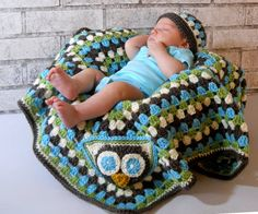 Oh!!  How I wish I could find someone to make this if we end up having a lil' baby boy!!!  LOVE!!!