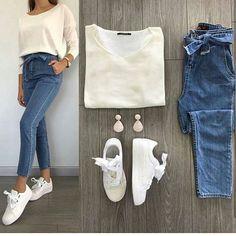 64c9d537b7 39 excelentes imagens de Calça Jeans! em 2019