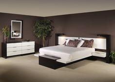 wandfarbe schlafzimmer braun beige gehckelte tagesdecke, Schlafzimmer ideen