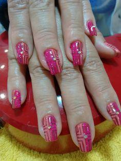 Salons, Polish, Nails, Beauty, Finger Nails, Lounges, Vitreous Enamel, Ongles, Nail Polish
