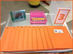 FACS Classroom Ideas: Folders Again - Organizing Student work