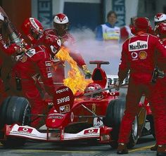 Michael Schumacher Forza!