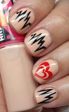 Nurses nails