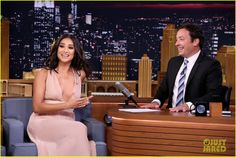 shay mitchell plays catchphrase with denis leary g eazy 03