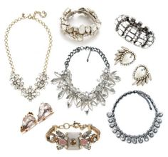 Fall and winter 2014-2015 fashion accessory trends crystal