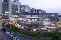 Herma Parking Building / JOHO Architecture #architecture #carpark