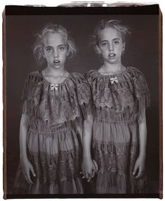 Twins, tribute to Mary Ellen Mark, one of America's greatest photographers.