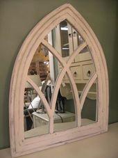 prettiest mirror of them all. Rustic, Pretty, Wall, House, Retirement, Mirrors, Furniture, Home Decor, Decoration Home