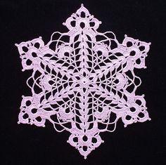 So Far, So Good: Cut-Glass Snowflake Doily