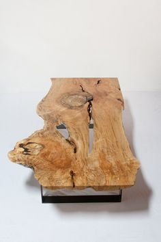 Maple Coffee Table Live Edge Wood elpisandwood.com ...I am convinced my husband can make this for me