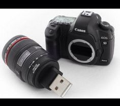 Canon flash drive!
