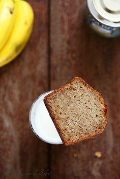 Un dejeuner de soleil: Cake à la banane et au golden syrup