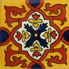 Traditional Mexican Tile - Granada