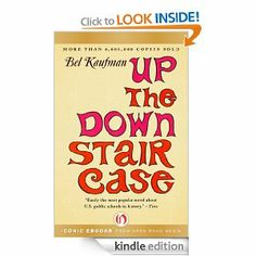On sale today for $1.99: Up the Down Staircase eBook by Bel Kaufman, 368 pages, 4.6 stars, 44 reviews. (Please LIKE and REPIN if you love daily deal #Kindle eBooks like this.)