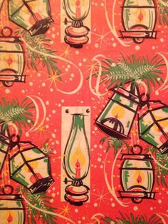 OH MY DAYS 😳. I bought this wrapping paper. I think that I got it in Woolworths. I can't quite remember. Xmas Wrapping Paper I actually remember this design. You could see through the paper a little Christmas Past, Retro Christmas, Christmas Images, Vintage Holiday, 1970s Childhood, My Childhood Memories, Best Memories, Vintage Christmas Wrapping Paper, Nostalgia