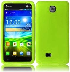 I found ' For LG Escape P870 Silicone Jelly Skin Cover Case Neon Green ' on Wish, check it out!