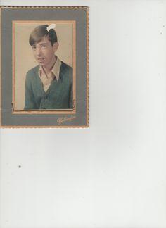 DAN KELLEY 1968 JUNIOR YEAR CONRAD HIGH