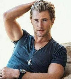 The god of thunder and a god amongst men! Chris Hemsworth AND his amazing body is this week's #CelebrityCrush! Www.HeyMikeyATL.com #ChrisHemsworth #Thor #TheAvengers #MarvelCinematicUniverse #superheroes #Kevin #MCM #MCE #ManCrushMonday #ManCrushEveryday  #Ghostbusters #body #sexy #newjerseyblogger #celebritynewsblogger #HeyMikeyATL #HeyMikey written by @moniquechanae #MoniqueCTillman