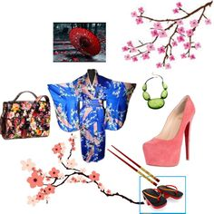 Fun eastern accessories in this #outfit for the Silk Road #fashion #contest