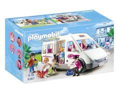 Jeu de construction PLAYMOBIL (2013) 5267 - Mini-bus de l'hôtel