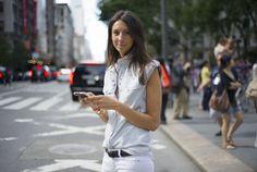 Street looks à New York - Jour 1