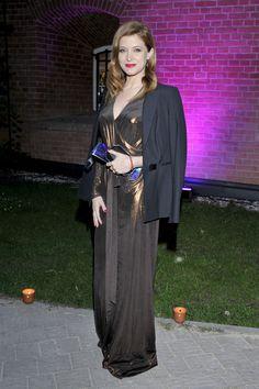 Ada Fijał w sukience z kolekcji jesień-zima 2013/14