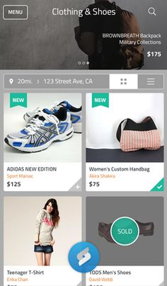 #Sellyhoo mobile app - the easiest way to Sell, Buy and Discover what's around you! http://sellyhoo.com