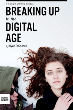 Breaking up in the digital age has become such a significant issue that entire books have been written about it!