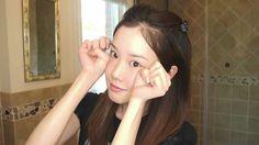 Japanese Skincare: How to Vanish Dark Circles + Face Slimming! (Part 2)
