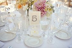 via Style Me Pretty by Birds of a Feather Photography