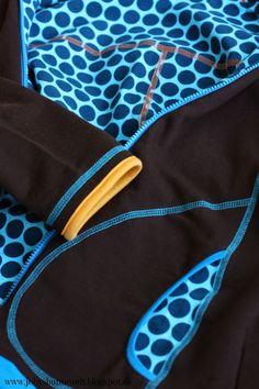 Heute darf ich Euch endlich meine neue Lieblingsjacke zeigen - jErika von Prülla!   Als Dani  bei uns # missionundercover -Mädels anfragte,...