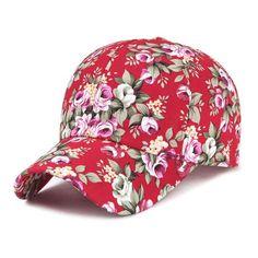 fd8d41f80ce6d Floral DolliedUP Women Snapback Dad Cap