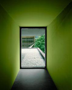 Bechter Zaffignani Architekten, Arkitekturfotograf Rasmus Norlander · Tiwag Power Station Control Centre & Visitor Centre · Divisare