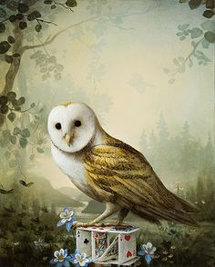 I also need this print by artist Kevin Sloan