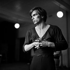 Rudolf Nureyev. by Jane Bown