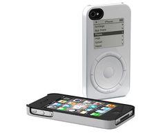 Retro cases bring Apple nostalgia to the iPhone