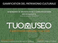 TuoMuseo: La Nuova Piattaforma del Patrimonio Culturale  by Fabio Viola via slideshare #digitalculture